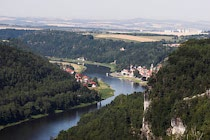 Bastei: 4. Photo: Elbe