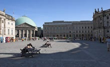 Berlin: 20. Photo: Bebelplatz