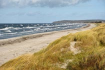 Hiddensee: 7. Photo: Strand