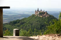 Hohenzollern: 32. Photo: Am Zellerhorn