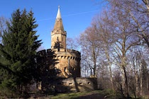 Hohenzollern: 35. Photo: Turm 2