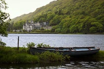 Irland: 4. Photo: Kahn vor Kylemore