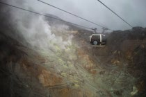 Japan: 28. Photo: Hakone Ropeway