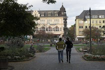 Koblenz: 19. Photo: Lackstiefel