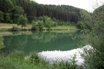 Oberdigisheim: 5. Photo: Stausee