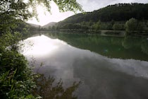 Oberdigisheim: 2. Photo: Stausee 4