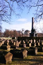 Potsdam: 10. Photo: Ehrenfriedhof Bassinplatz
