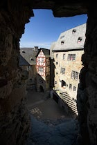 Runkel: 23. Photo: In der Burg III