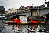 Tuebingen: 7. Photo: Close Guantanamo