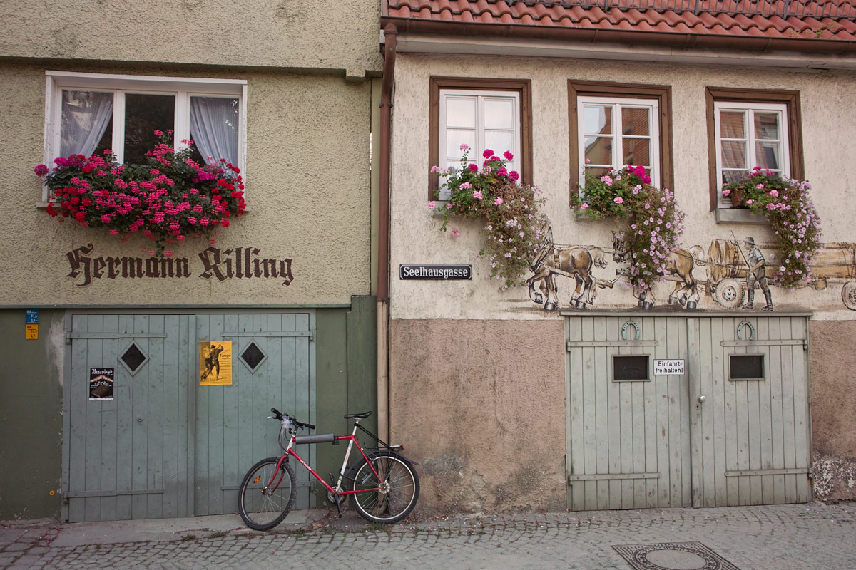 Tuebingen: Großes Photo: Hermann Rilling